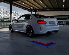 410hp bmw m2 competition comes to m town sepang circuit malaysia