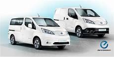 Elektro Autos Nissan Modell 252 Bersicht