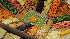 how to make a snack stadium for super bowl snack recipes allrecipes com youtube