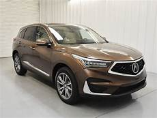 certified pre owned 2019 acura rdx technology package 4d