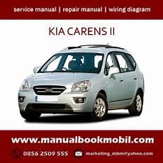 car repair manual download 2009 kia carens user handbook service manual kia carens ii keterangan bentuk cd pdf dan bahasa inggris service manual kia