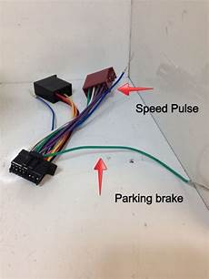 Pioneer Fh Car Radio Stereo 16 Pin Wiring Harness Loom Iso