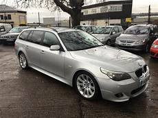 Bmw 525d M Sport Touring 2005 Manual Outside Black Country