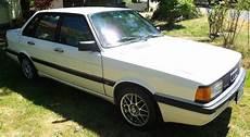 auto manual repair 1986 audi 4000s quattro electronic throttle control audi 4000 sedan 1986 white for sale waufb085xga006779 1986 audi 4000 s quattro rare classic