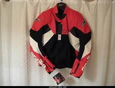 aprilia techno alpinestars jacket nwt