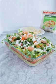 seven layer burrito bowl dip sinful nutrition