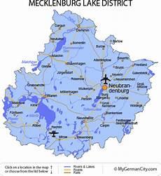 Wetter Mecklenburgische Seenplatte - lake district