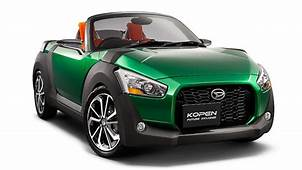 Daihatsu Copen Concept  Future Car News