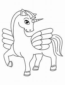 Einhorn Malvorlagen Kostenlos Free Printable Unicorn Coloring Pages Winged 101 Worksheets