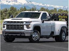 2020 Chevrolet Silverado 3500 HD Crew Cab High Country New