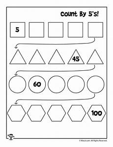 skip counting by 5 worksheets for kindergarten 12018 count by 5 s worksheet woo jr activities