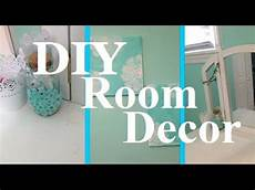 diy room decor 3 easy crafts for your bedroom youtube