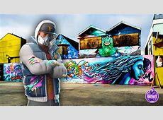 fortnite grafitti abstrakt hero