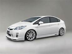 toyota prius tuning more hybrid tuning japan s kenstyle customizes new toyota
