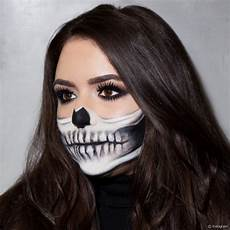 Totenkopf Schminken Frau - 1001 kreative ideen f 252 r ein einfaches make up