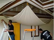 plafond toile tendue prix prix d un plafond tendu prix isolation