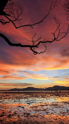 Images Of Backgrounds by Wallpaper Sunset Clouds 5k Nature 19547