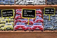 So Viel Kostet Ein Kilo Auto Autobild De
