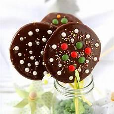 Recette Sucettes Au Chocolat Facile Rapide