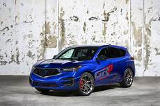 sema graham rahal injects style power and performance to custom acura rdx a spec