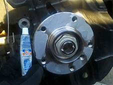 DIY Front Wheel Bearing Replacement E46