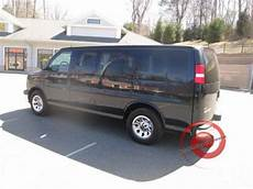 transmission control 2011 gmc savana 1500 security system purchase used 2011 gmc savana g1500 awd pass van sle rear lift 96k 1 owner clean car fax warr in