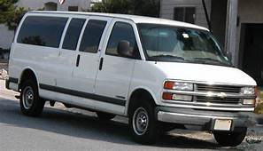 GMC Savana & Express Van  Auto Glass Repair Phoenix AZ