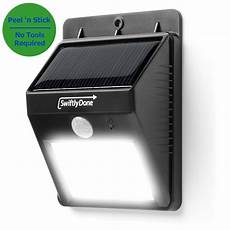 Solar Bright Deck Battery Ls Outdoor by Swiftly Done Bright Outdoor Led Light Solar Energy