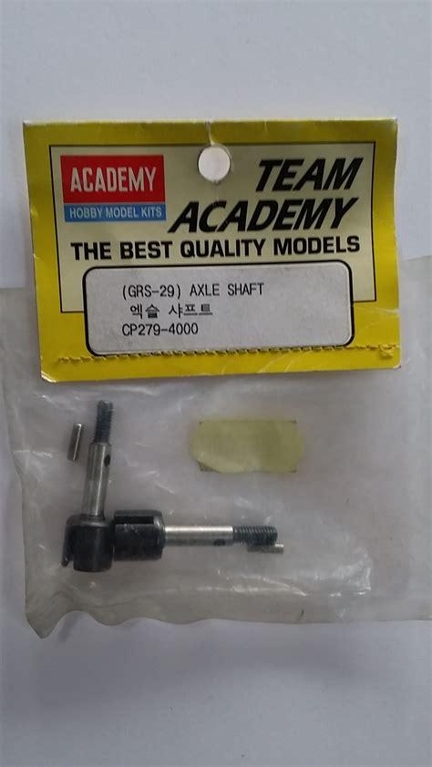 Academy 34 Xray