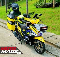 Modifikasi Motor Mio M3 by Kumpulan Foto Modifikasi Yamaha Mio M3