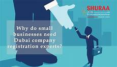 why do small businesses need dubai company registration experts
