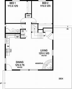 2br house plans cabin and cottage plan first floor 085d 0795 house