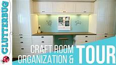 craft room organization ideas and tour youtube