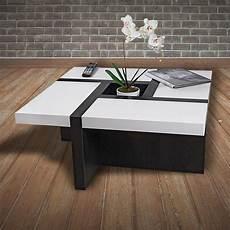 Table De Salon Desserte Table Basse Design En Bois Pour