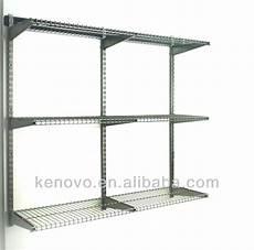 mensole a muro per garage garage storage shelving shelf wire panel 380mmx916mm
