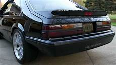 1990 mustang lx youtube