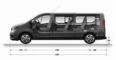 Renault Trafic 9 Seat Passenger Minibus Sales New