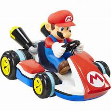 World Of Nintendo Mario Kart Mini Rc Racer Walmart