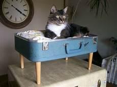 Ein Katzenbett Selber Bauen 187 Katzenblog De 252 Ber
