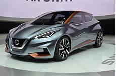 Nissan Micra K14 - nissan quot sway quot concept car next generation k14 2016 micra