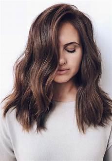 21 best medium to long hairstyles with bangs in 2019 absurd styles