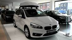 2015 new bmw 2er 218i active tourer f45