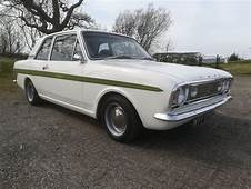 Cortina Lotus Recreation Mk2 1969 2 Door SOLD  Car And