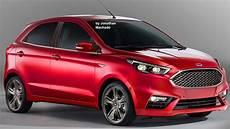 ford ka 2019 facelift render ford ka 2019 facelift ka