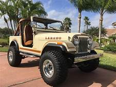 Jeep CJ7 1984 Laredo 37k Original Miles Exceptional