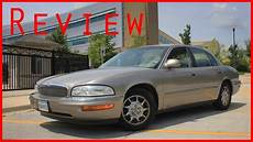 2000 Buick Park Avenue Ultra Review