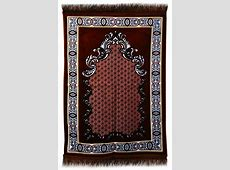 AYDIN Janamaz : Plush Velvet Muslim Prayer Rug From Turkey