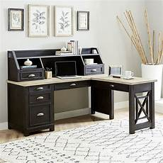 l shaped home office furniture heatherbrook l shaped home office set liberty furniture