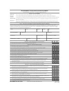 da form 5118 download fillable pdf reassignment status and election statement templateroller