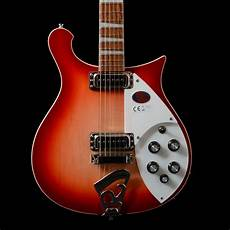 Buy Rickenbacker 620 6 String Fireglo Electric Guitar